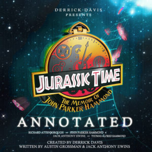 Jurassic Time: Annotated!