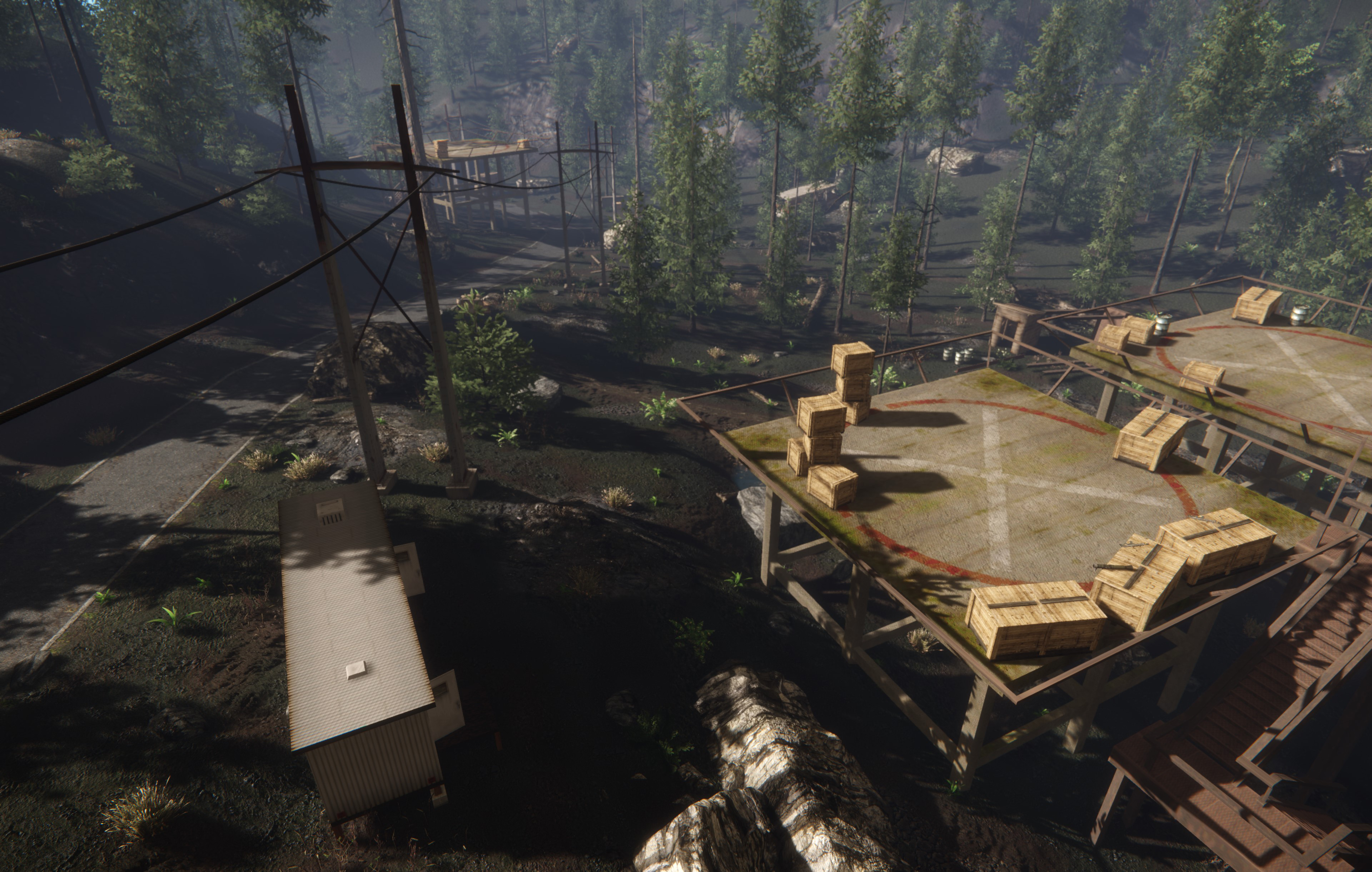 Trespassing stuns us with a reshoot of the trespasser demo.