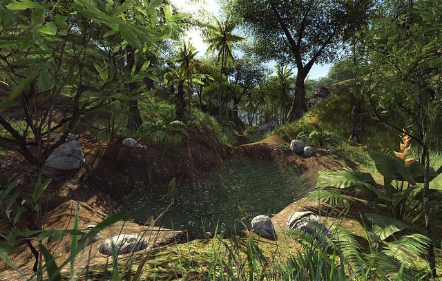 Jurassic park: trespasser remake aims to make good on long-lost.